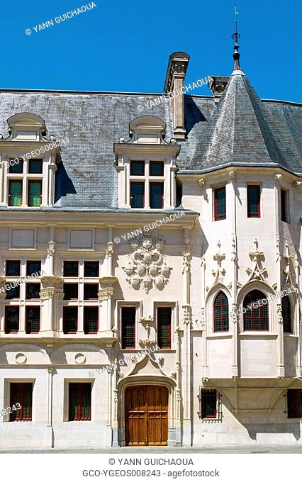 LAW COURTS - GRENOBLE - ISERE - FRANCE
