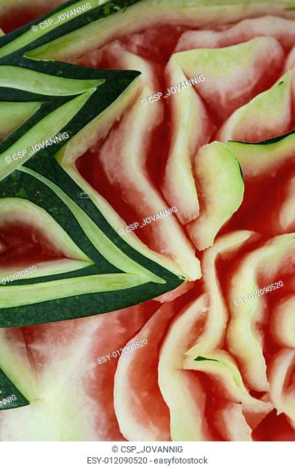 Geometric Shapes of Fruit Composition