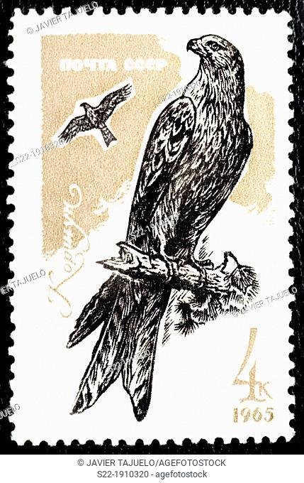 Stamp, CCCP