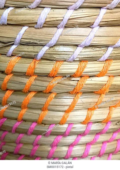 Basket, close view