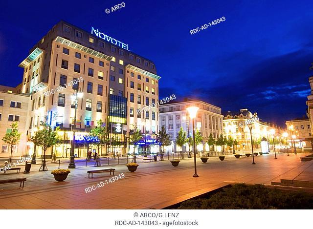 Hotel Novotel Vilnius Lithuania