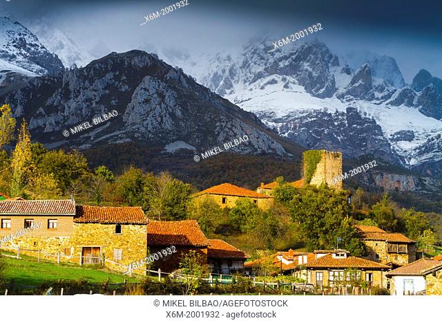 Mogrovejo and Picos de Europa National Park