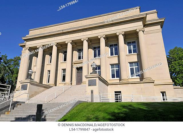 North Dakota State Library Bismarck ND