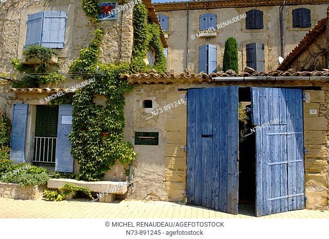 Lauris, Luberon, Vaucluse, Provence-Alpes-Côte d'Azur, France
