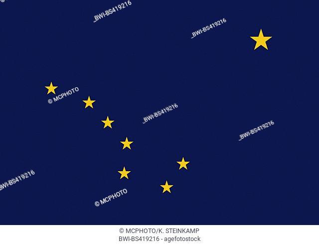 flag of Alaska, Alaska
