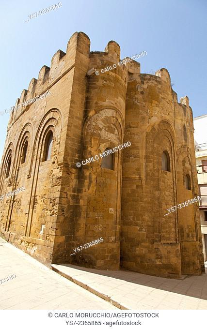 Arab Norman San Nicolò Regale Church, Mazara del Vallo, Sicily, Italy, Europe