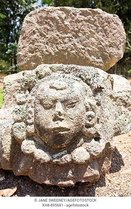 Mayan ruins of Copan, Copan Ruinas, Honduras
