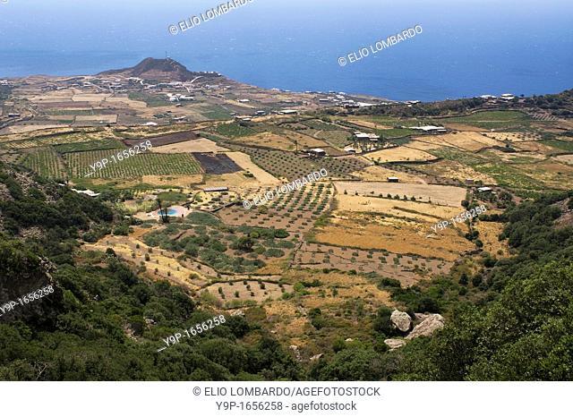 Monastero Valley, Pantelleria Island, Trapani, Sicily, Italy