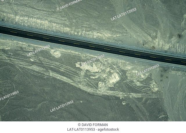 The Nazca Lines are a series of geoglyphs located in the Nazca Desert,a high arid plateau. They were made between 200 BC and 700 AD by the people of the Nazca...