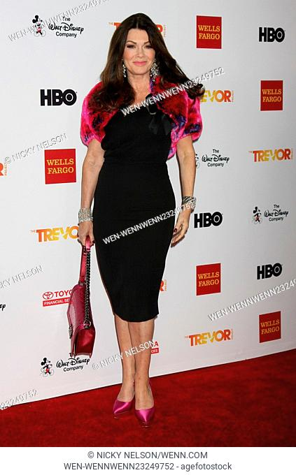 TrevorLIVE 2015 Los Angeles - Arrivals Featuring: Lisa Vanderpump Where: Los Angeles, California, United States When: 06 Dec 2015 Credit: Nicky Nelson/WENN
