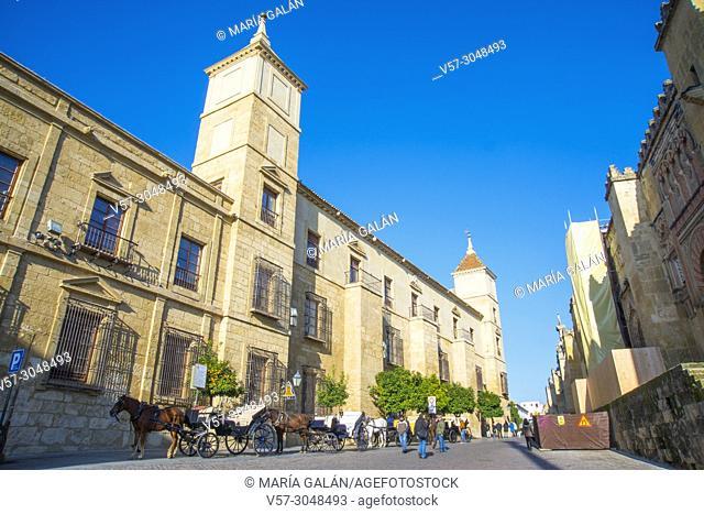 Episcopal Palace. Cordoba, Spain
