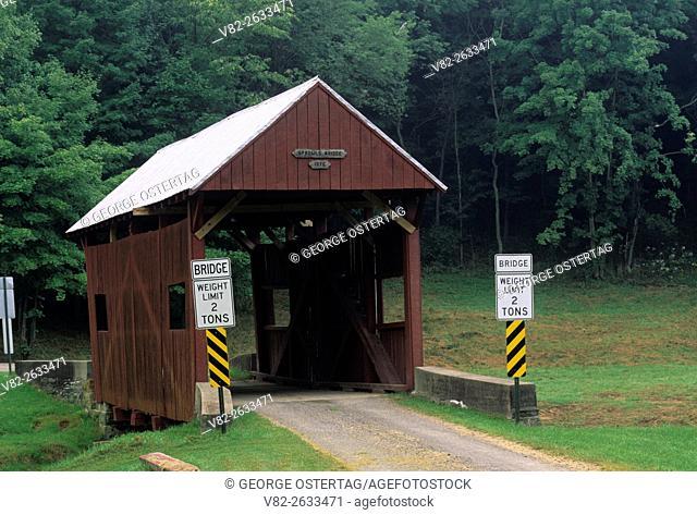 Sproul's Bridge, Washington County, Pennsylvania