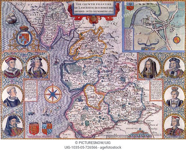 Countie Pallatine of Lancaster