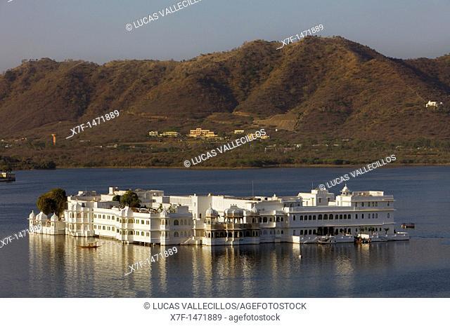 Lake Palace Hotel, Lake Pichola,Udaipur, Rajasthan, india