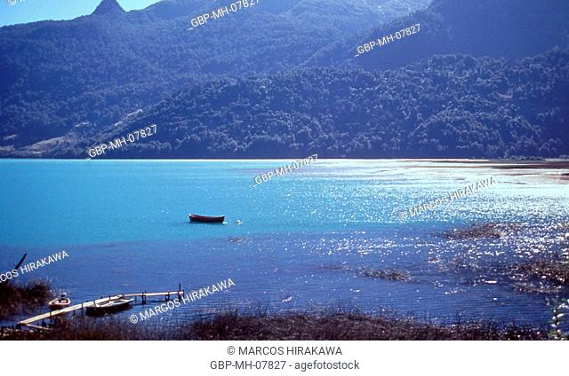 Monte Balmaceda National Park, Patagonia, Chile 1997