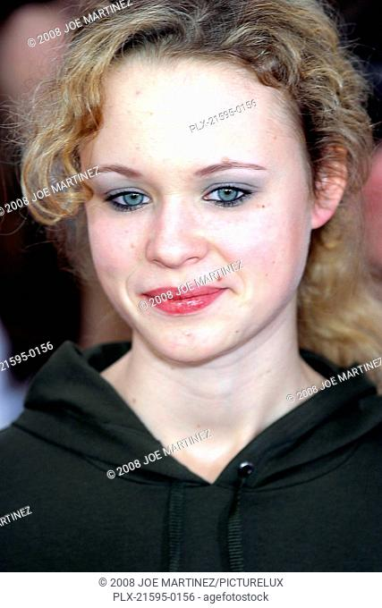 Dr. Seuss's: The Cat in the Hat Premiere 11-8-03 Thora Birch Photo By Joe Martinez