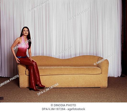 Portrait of Aishwariya Rai Bachchan