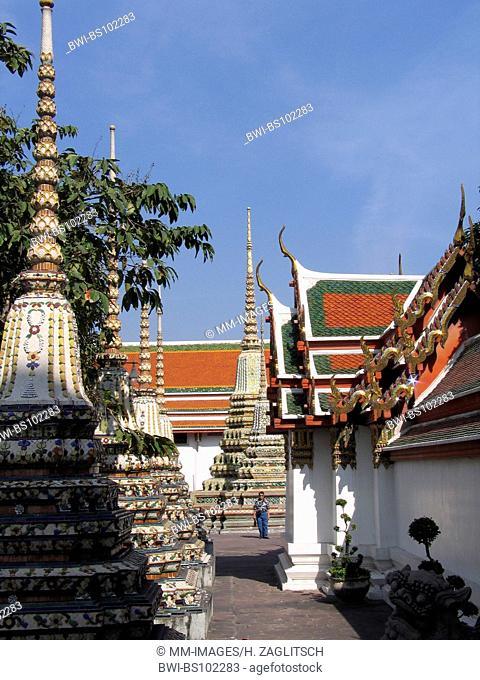 Temple Wat Pho, Thailand, Bangkok