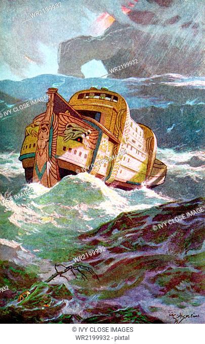 Babylonian Deluge