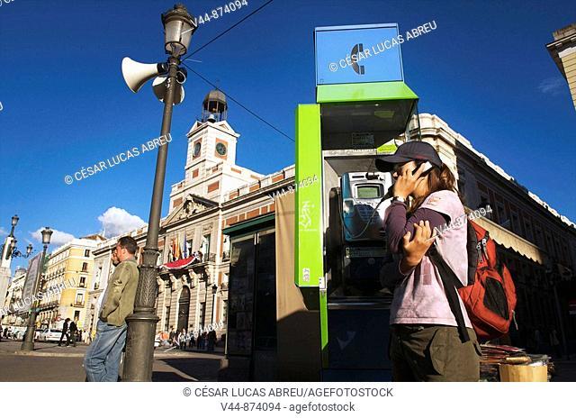 Puerta del Sol, Madrid of the Austrians, Madrid, Spain