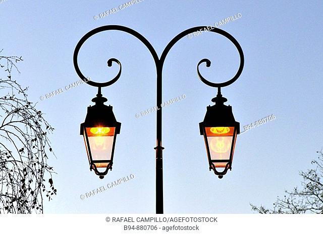 Lanterns. Osseja. Languedoc Roussillon. Pyrénées Orientales. France