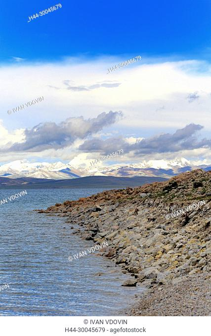 Namtso Lake (Nam Co), Tibet, China