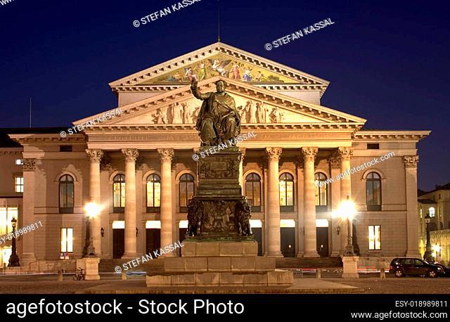 Münchens Staatsoper
