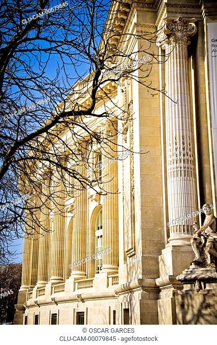 Great Palace of Paris, Paris, France, Western Europe