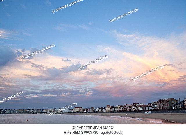 France, Pyrenees Atlantiques, Saint Jean de Luz