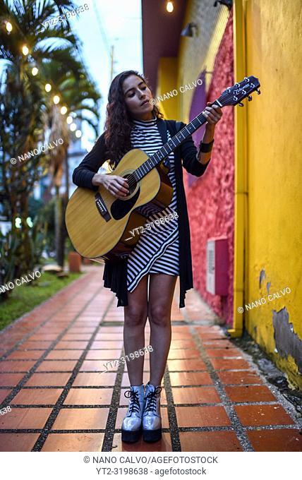 La Lovo, singer-songwriter from Medellin, Colombia