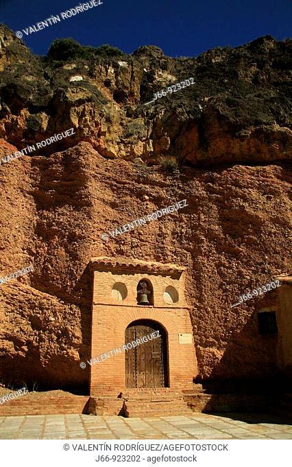 Ermita de Nazaret. Daroca, Zaragoza province, Aragon, Spain