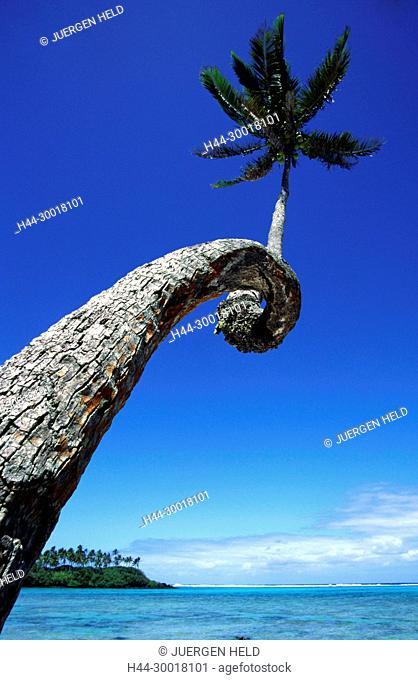 Cook Islands, Raratonga, Muri beach, South Pacific