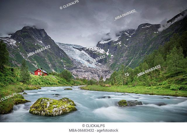 Sunnmøre, Møre og Romsdal county, Norway