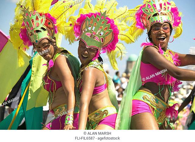 Caribana festival parade Stock Photos and Images | age fotostock