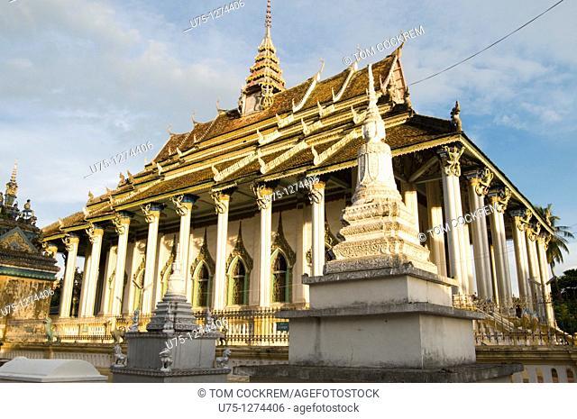 Wat Damrey Sar, Battambang, Cambodia