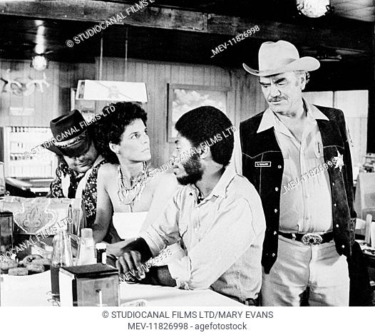 Convoy (1978) , Ali McGraw , Ernest Borgnine , Burt Young , Franklyn Ajaye