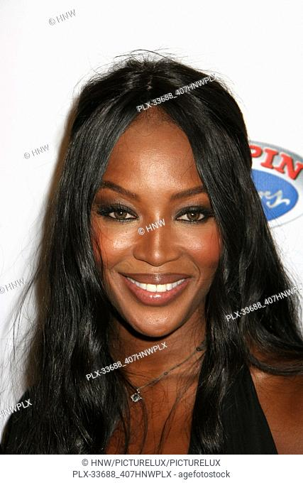 "Naomi Campbell 04/21/09 """"The First Ladies of Africa Health Summit"""" @ Beverly Hilton Hotel, Beverly Hills Photo by Megumi Torii/HNW / PictureLux  (April 21"