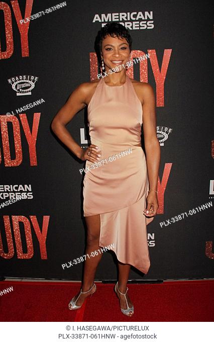 """Carly Hughes 09/19/2019 The Los Angeles Premiere of """"""""JUDY"""""""" held at the Samuel Goldwyn Theater in Beverly Hills, CA. Photo by I"""