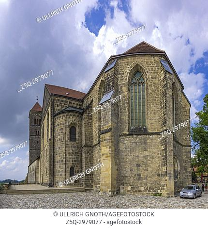 Collegiate Church of St. Servatius, Quedlinburg, Saxony-Anhalt, Germany