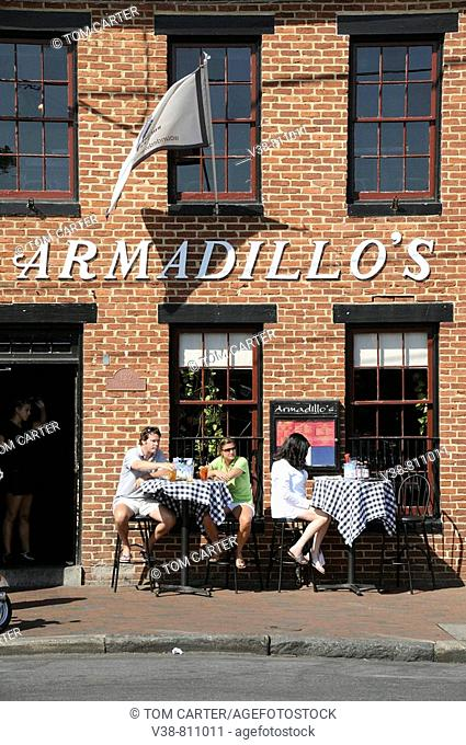 Armadillos Restaurant in Annapolis, Maryland