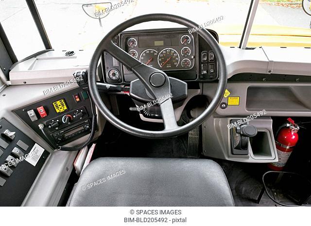 Bus Driver's Console