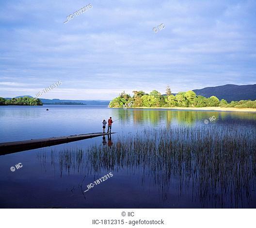 Lough Gill, Co Sligo, Ireland