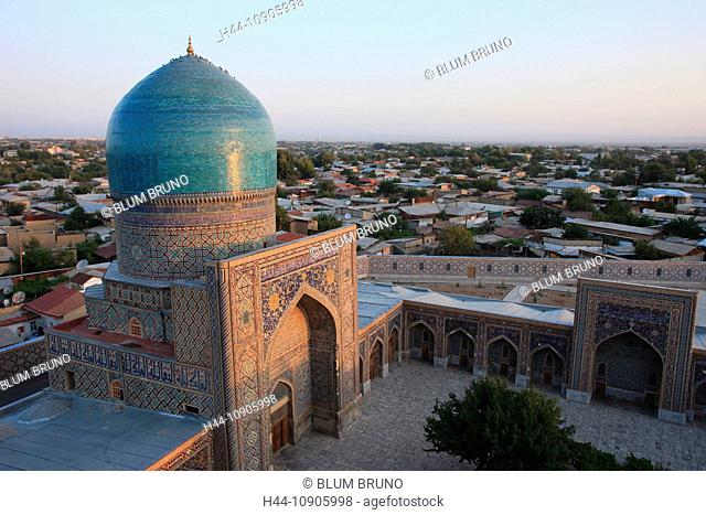 Samarkand, Alai mountains, oldest inhabited cities in the world, Unesco, Unesco, world heritage, Alexander the Great, the travels of Marco Polo, Genghis Khan