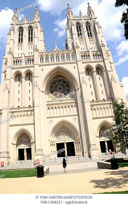 National Cathedral in Washington DC