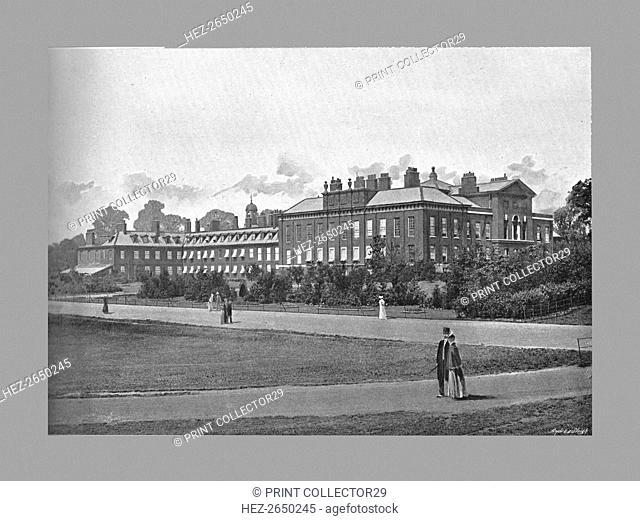 Kensington Palace, London, c1900. Artist: York & Son