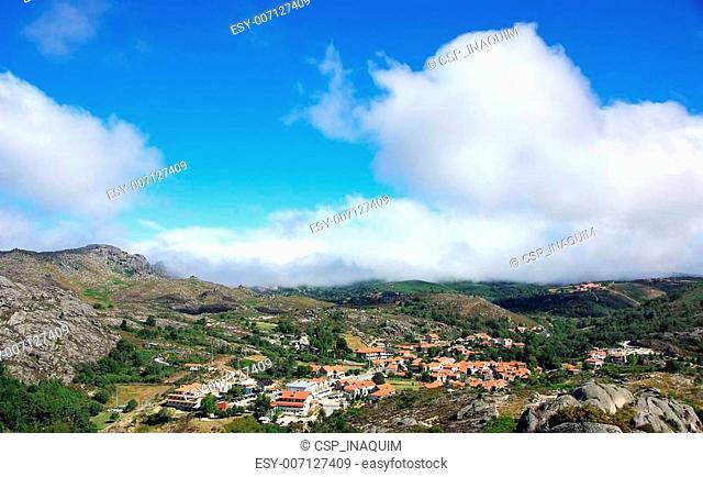 Castro Laboreiro village, north of Portugal