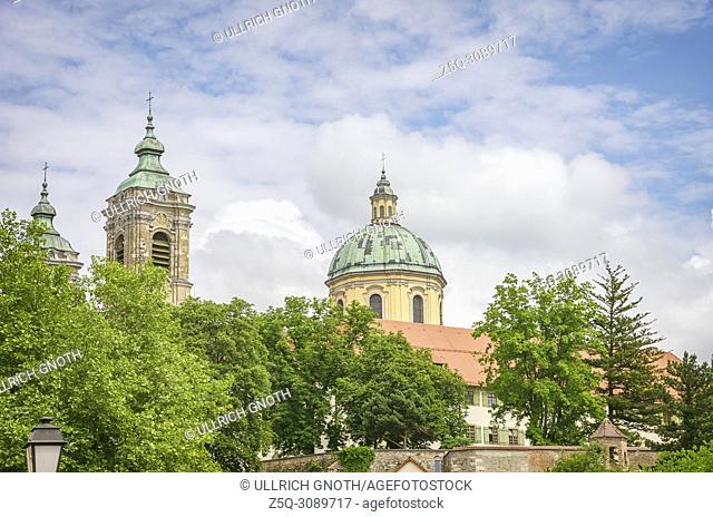 Basilica of St. Martin, Weingarten, Baden-Wurttemberg, Germany