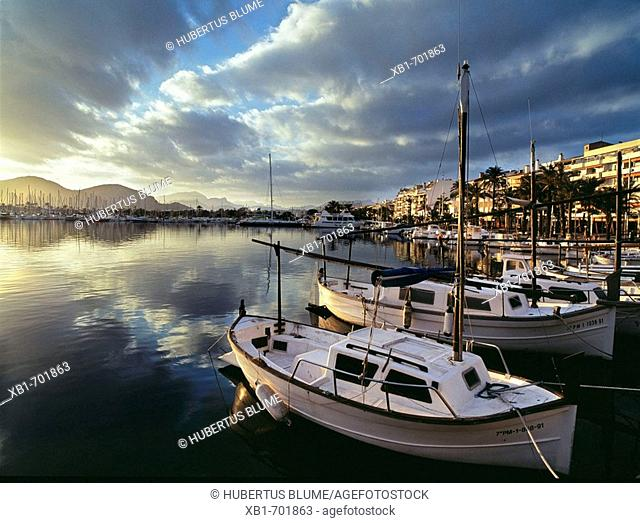 Majorca, Port Alcudia, Spain