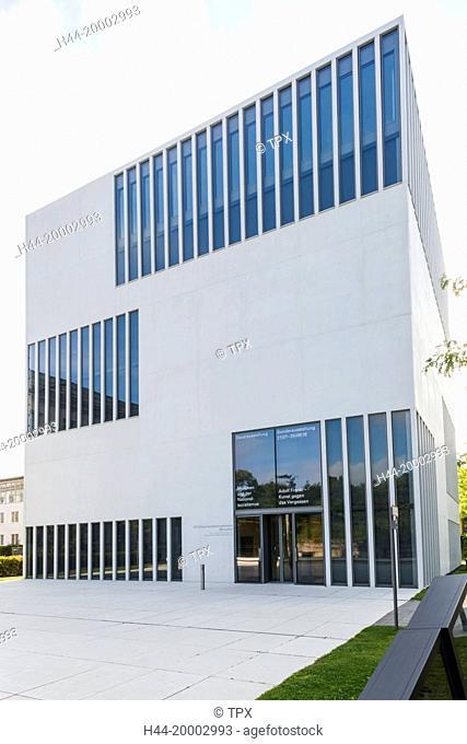 Germany, Bavaria, Munich, National Socialist Document Centre Building
