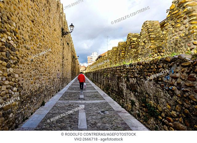 Jewish quarter, Leon (Spain)